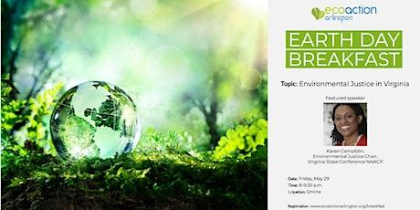 EcoAction Arlington Earth Day Breakfast tickets