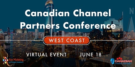 Canadian Channel Partners Conference - Virtual tickets