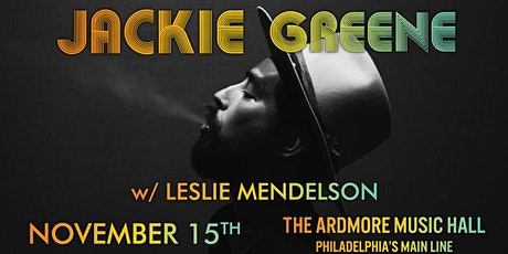 *POSTPONED TO TBD* Jackie Greene tickets