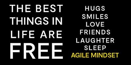 Fundamentals of Agile (free) tickets