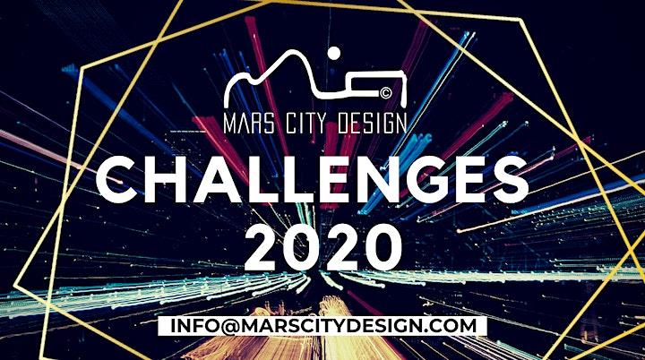 MARS CITY DESIGN Challenges 2020 image