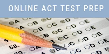 Word of God Academy Presents Online ACT Test Prep tickets