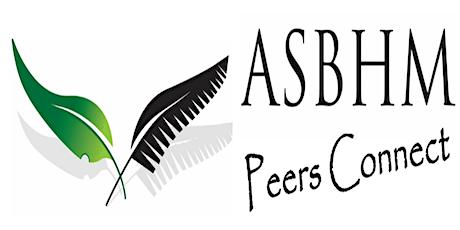 ASBHM Peers Connect Online Workshop tickets