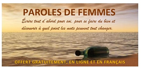 PAROLES DE FEMMES billets