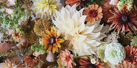 Make your own Autumn Bouquet tickets