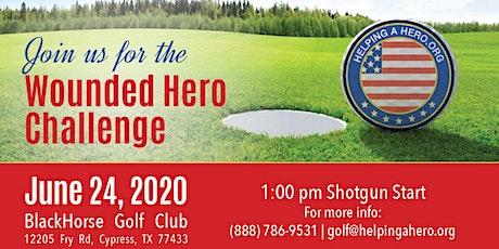 Wounded Hero Challenge June 24 tickets