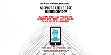 PROVIDING PATIENT CENTRED CARE DURING COVID-19 - Tablets for Patients Draw tickets