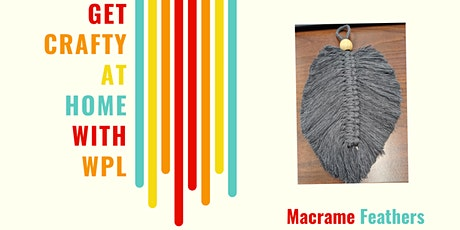 Macrame Feathers tickets