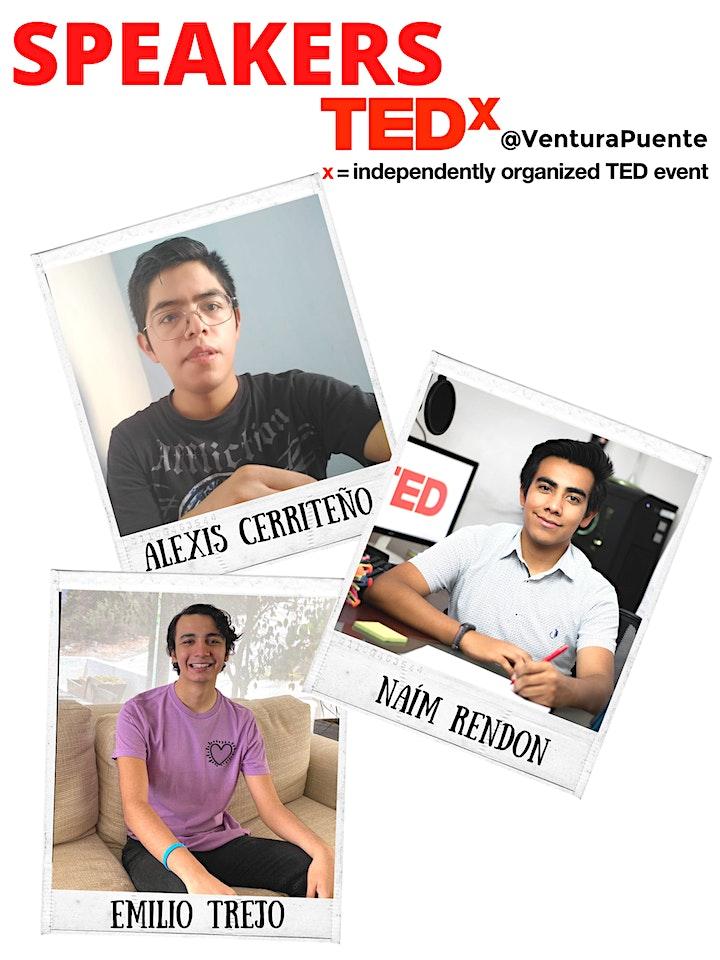 Imagen de TEDxYouth Ventura Puente