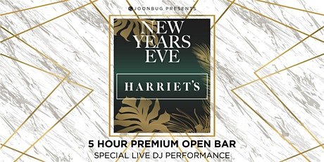 Harriets Rooftop NYE '21 | NEW YEAR'S EVE PARTY tickets