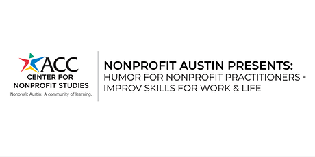 Humor Nonprofit Practitioners - Lacy Alana tickets