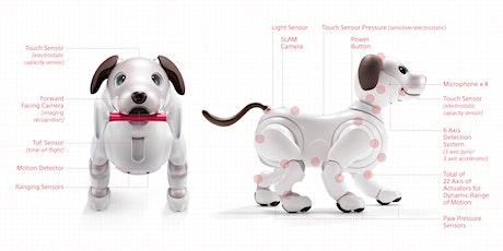 Technology Talk: Sony + Robotics (Virtual Webinar) tickets