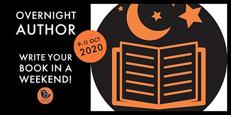 Overnight  Author (9th - 11th October) tickets
