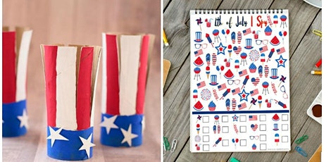 Patriotic Crafting for Families tickets