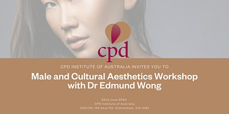 Male and Cultural Aesthetics Workshop: Dr Edmund Wong tickets
