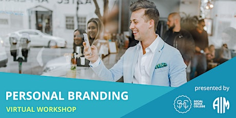 Personal Branding  - Network | Grow | Influence - VIRTUAL tickets