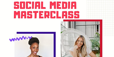 Social Media MasterClass for Models & Talent tickets