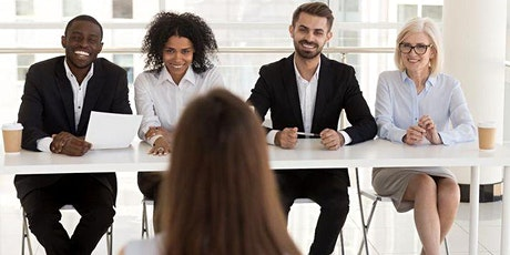 Ace Your Interview - Even If It Is Online tickets