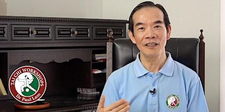 6 Tai Chi Webinars with Dr Paul Lam tickets