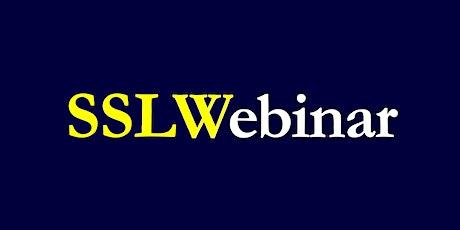 SSLWebinar tickets