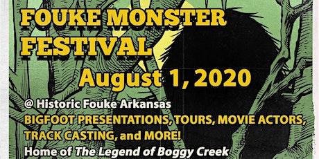 2020 Fouke Monster Festival tickets