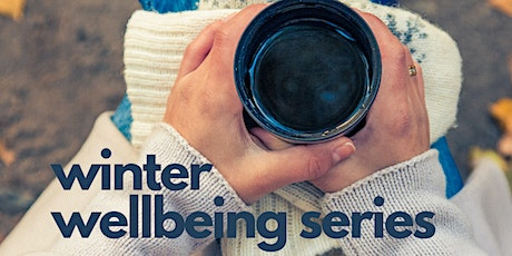 Winter Wellbeing 5 week live webinar series ingressos