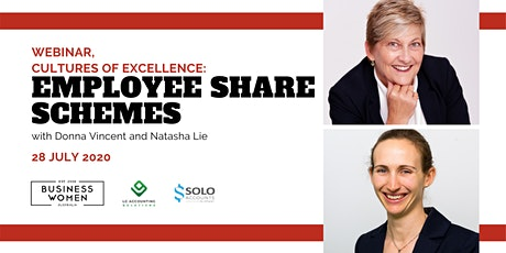 BWA Webinar, Cultures of Excellence: Employee Share Schemes tickets