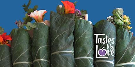 (ONLINE) Foxy Raw Fare: Vegan Culinary Class tickets