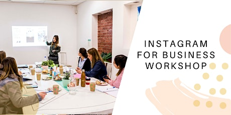 Small Business workshop: Instagram for business tickets