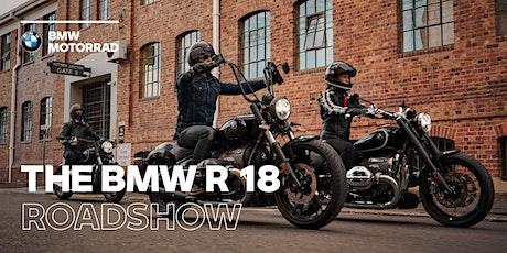 The BMW R 18 Roadshow - BMW Sydney tickets