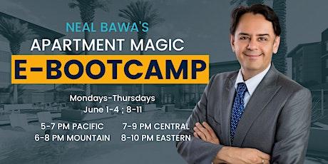 Neal Bawa's Apartment Magic e-Bootcamp tickets