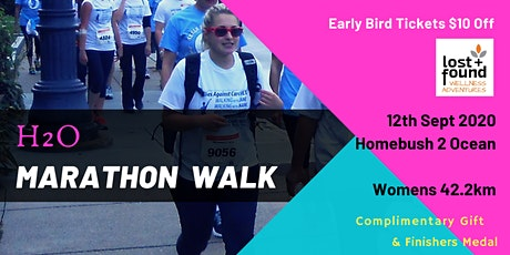Women's Marathon Walk // Sept 12th 2020 tickets