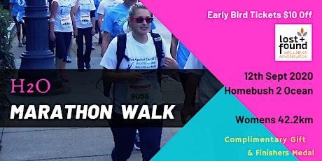 Women's Marathon Walk // Sept 12th 2020 tickets