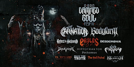 Damned Soul Fest IV tickets
