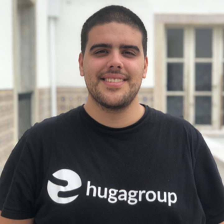 sense_drink with Pedro Marques, co-founder & CEO of Hug-a-Group image