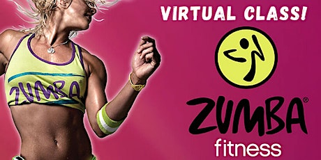 Virtual Zumba Class! tickets