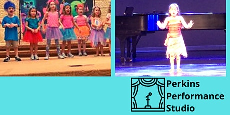 Musical Theatre Camp Online (June and July) tickets