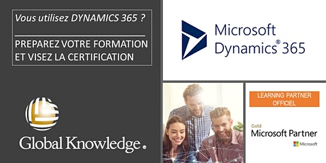 Formation Microsoft DYNAMICS 365 billets