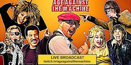 Age Against The Machine - Live Stream (Free) tickets