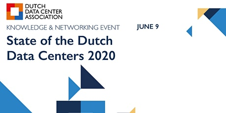 State of the Dutch Data Centers 2020 - Digital Networking Event tickets