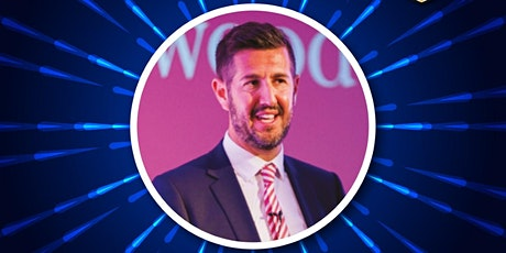 International Sales Speaker Tony Morris at Introbiz Expo Dragons 2020 tickets