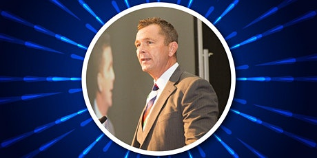 BBC TV Presenter and Compere Sean Holley at Introbiz Expo Cardiff 2021 tickets