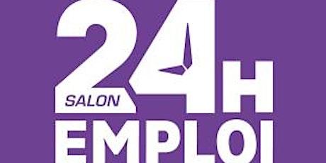 24 Heures pour l'Emploi et la Formation - Amiens 2020 billets