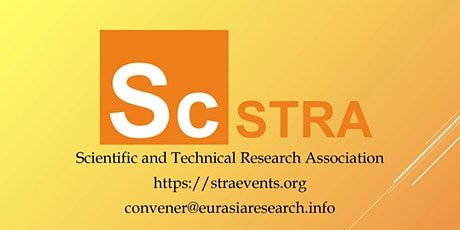 5th ICSTR London– International Conference on Science & Technology Research tickets