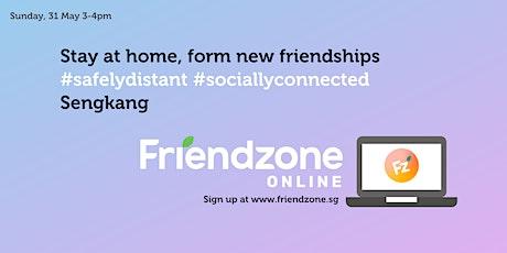 FriendzoneSG Online: Sengkang tickets