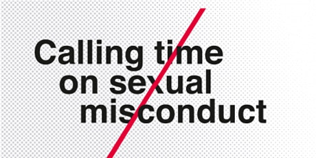 Calling Time on Sexual Misconduct Conference tickets