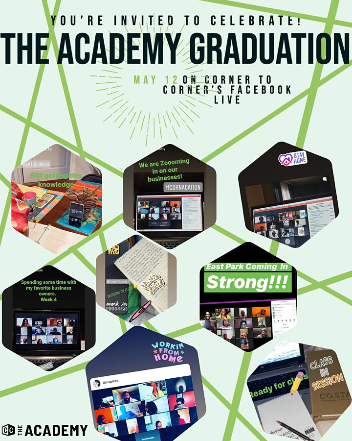 THE ACADEMY GRADUATION image
