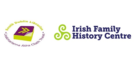 Introduction to Family History: Parish Records (Catholic & Church of Ireland)  tickets