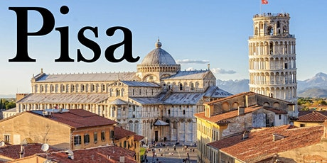 Virtual Tour of Italian Cities - Pisa tickets