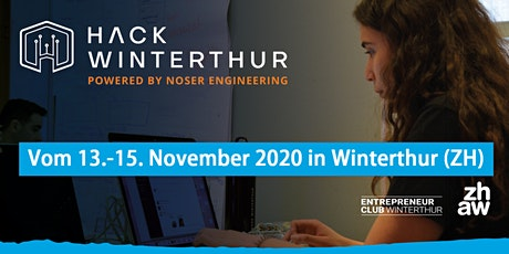Hack Winterthur 2020 Tickets